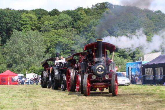 Steam & Vintage Fair 10th & 11th July